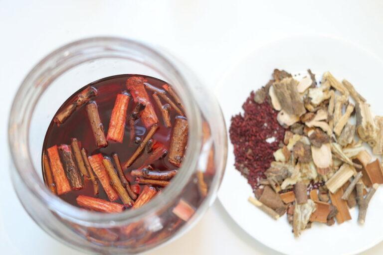 Specerijen voor historische kruidenwijn