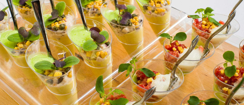 close up hapjes catering muiderslot feest