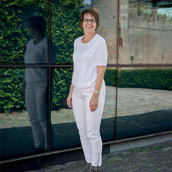 Constance Swen Kassamedewerker Muiderslot