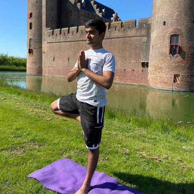 Nitish-Yoga