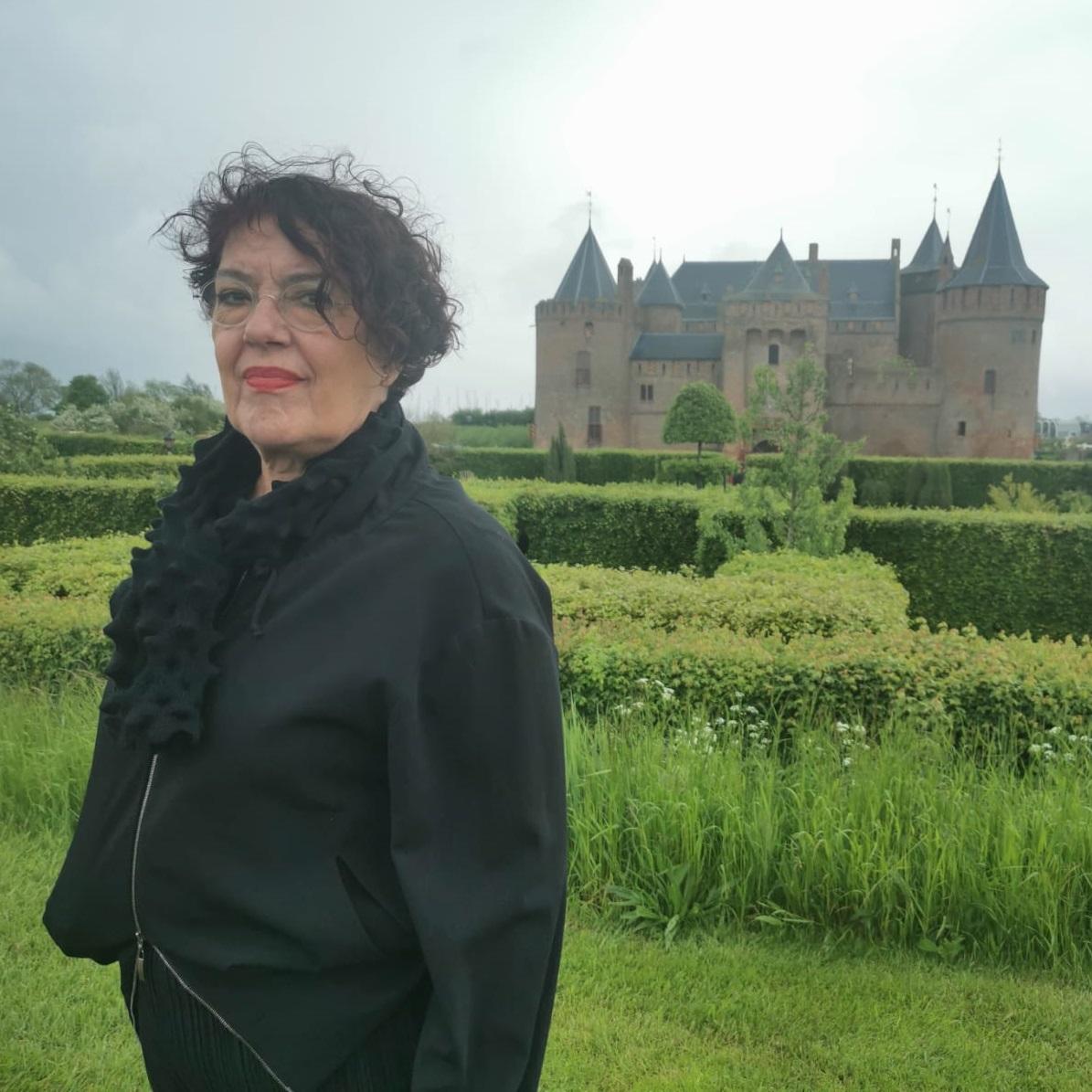 Jeanne Dekkers RvT Muiderslot
