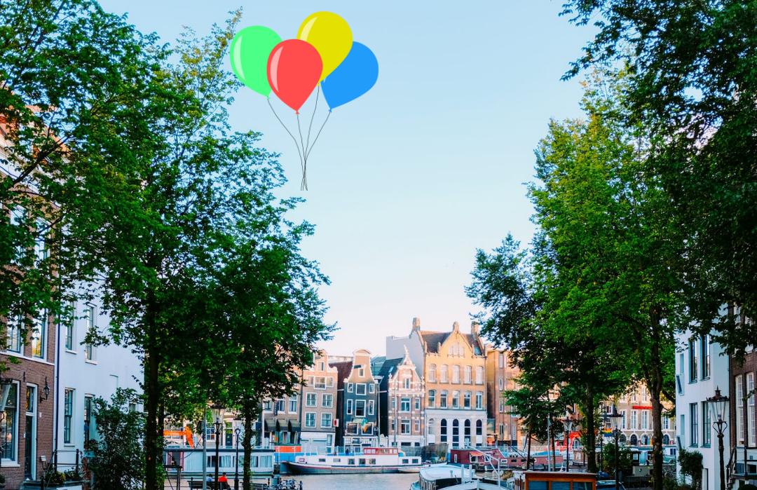 Verjaardag van Amsterdam